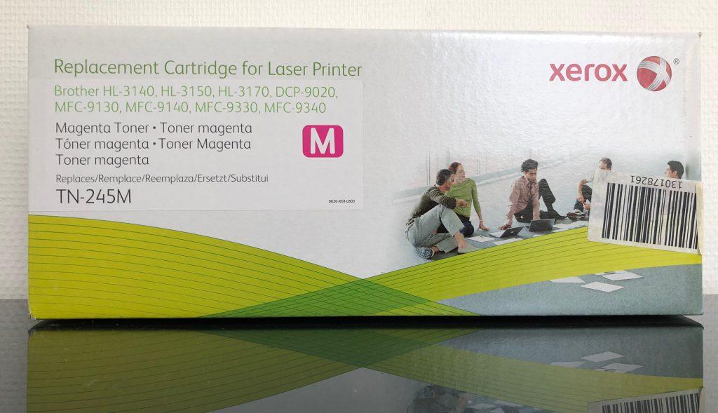 Xerox Magenta M toner > compatible met Brother TN-245M € 49,50
